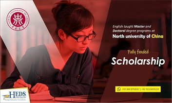 Scholarship in China-NUC offering fully funded scholarship for MS/PhD applicants.